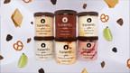 Talenti(R) Gelato & Sorbetto unveils six new flavors for 2016 including Chocolate Sorbetto, Coconut Almond Chocolate Gelato, Key Lime Pie Gelato, Peanut Butter Pretzel Gelato, Vanilla Caramel Swirl Gelato and Wild Blackberry Gelato.