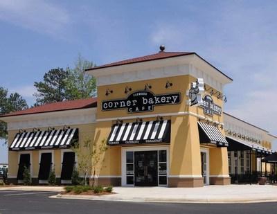 Corner Bakery Corporate Store Model