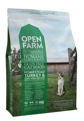 Humane Farm Animal Care (HFAC) announces this week that Open Farm launches the first ethically-sourced dry cat food in the U.S. and Canada with the Certified Humane(R) Raised and Handled(R) label. Open Farm, a Canadian-based pet food company, now supplies both Certified Humane(R) dog and cat food products in more than 1,000 stores in the U.S. and Canada.
