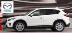 2015 Mazda CX-5 in Dayton, Ohio (PRNewsFoto/Matt Castrucci Mazda)