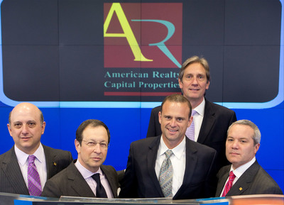 Keith Singer with ARC, American Realty Capital