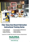 "The new DVD Fiber Glass Duct Board Fabrication -- Instructional Training Series is available from NAIMA by calling 703.684.0084. Each of the 22 segments can also be viewed on YouTube by entering ""NAIMA Insulation Videos"" into the YouTube search bar. (PRNewsFoto/NAIMA)"