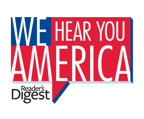 Reader's Digest Commits More Than $5 Million Worth of Funds & Promotional Support into a Grassroots Viral Campaign To Help American Cities, Towns, and People Hurt by the Recession.  (PRNewsFoto/Reader's Digest)