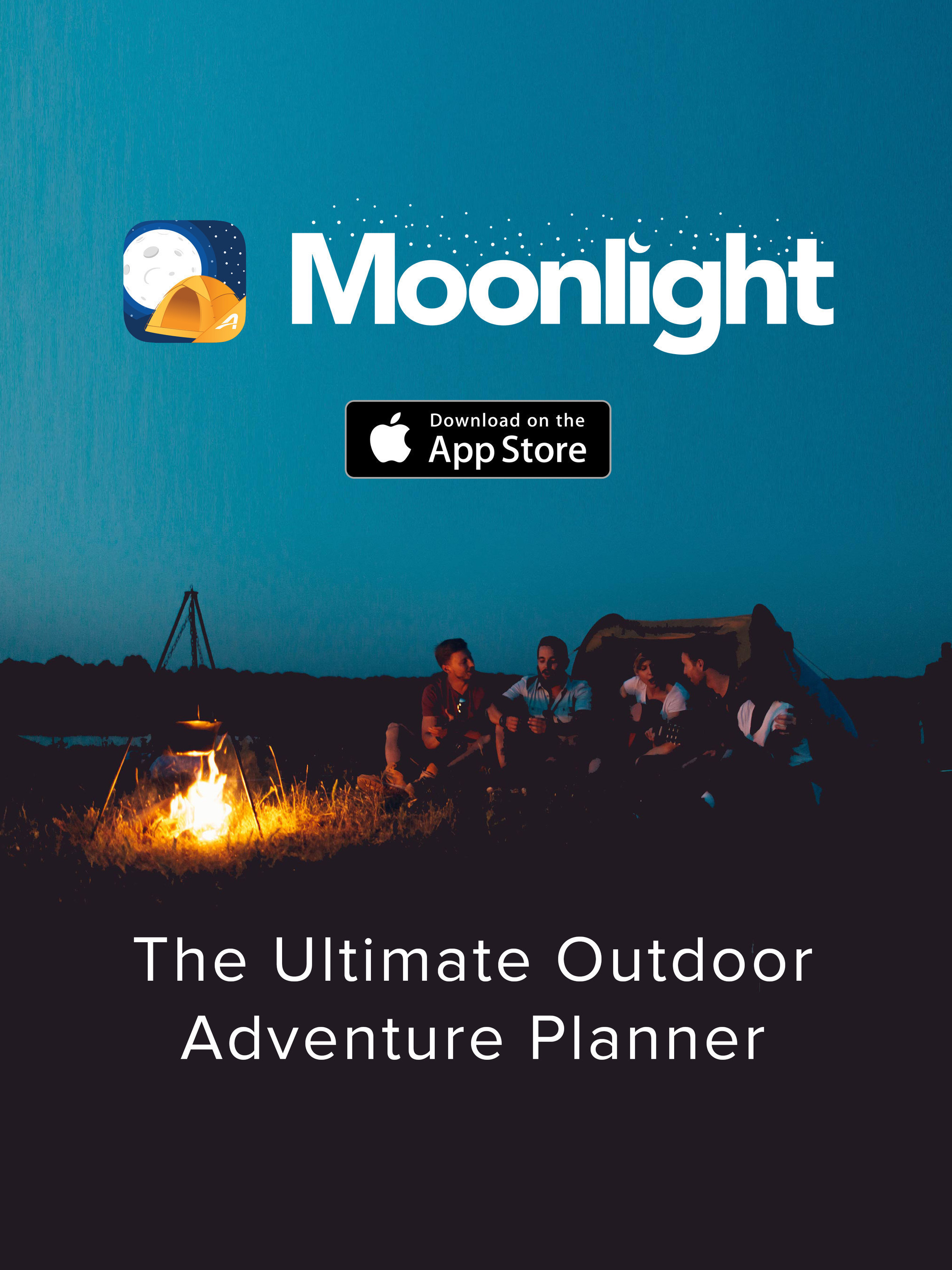 moonlight active s new trip planning mobile application is the
