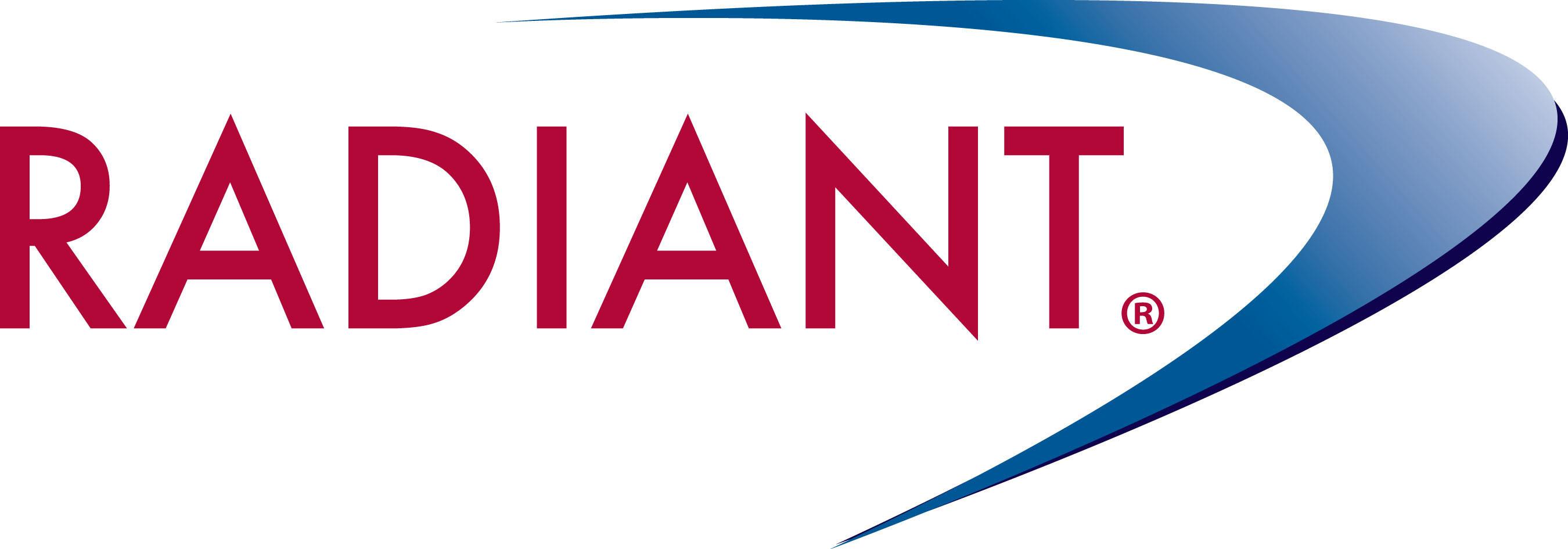 Radiant Logistics, Inc. logo.