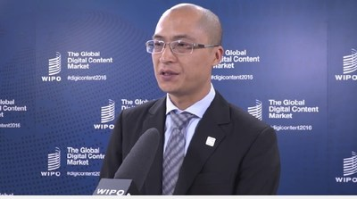 On April 21, 2016, Xianghua Yang, Senior Vice President of iQIYI, attended the World Intellectual Property Organization's (WIPO) Conference on the Global Digital Content Market.