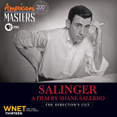 "Premiering nationwide Tuesday, January 21, 9-11:30 p.m. on PBS (check local listings), ""American Masters"" presents the exclusive, never-before-seen director's cut of ""Salinger,"" featuring 15 minutes of new material, as the series' 200th episode and Season 28 premiere. Filmmaker Shane Salerno's 10-year investigation culminates in the first work to get beyond ""The Catcher in the Rye"" author's impenetrable wall of privacy and seclusion. The documentary uncovers Salinger's secrets and how World War II impacted his life and work through previously unseen material and interviews with friends, colleagues and his inner circle.  (PRNewsFoto/THIRTEEN/WNET New York)"