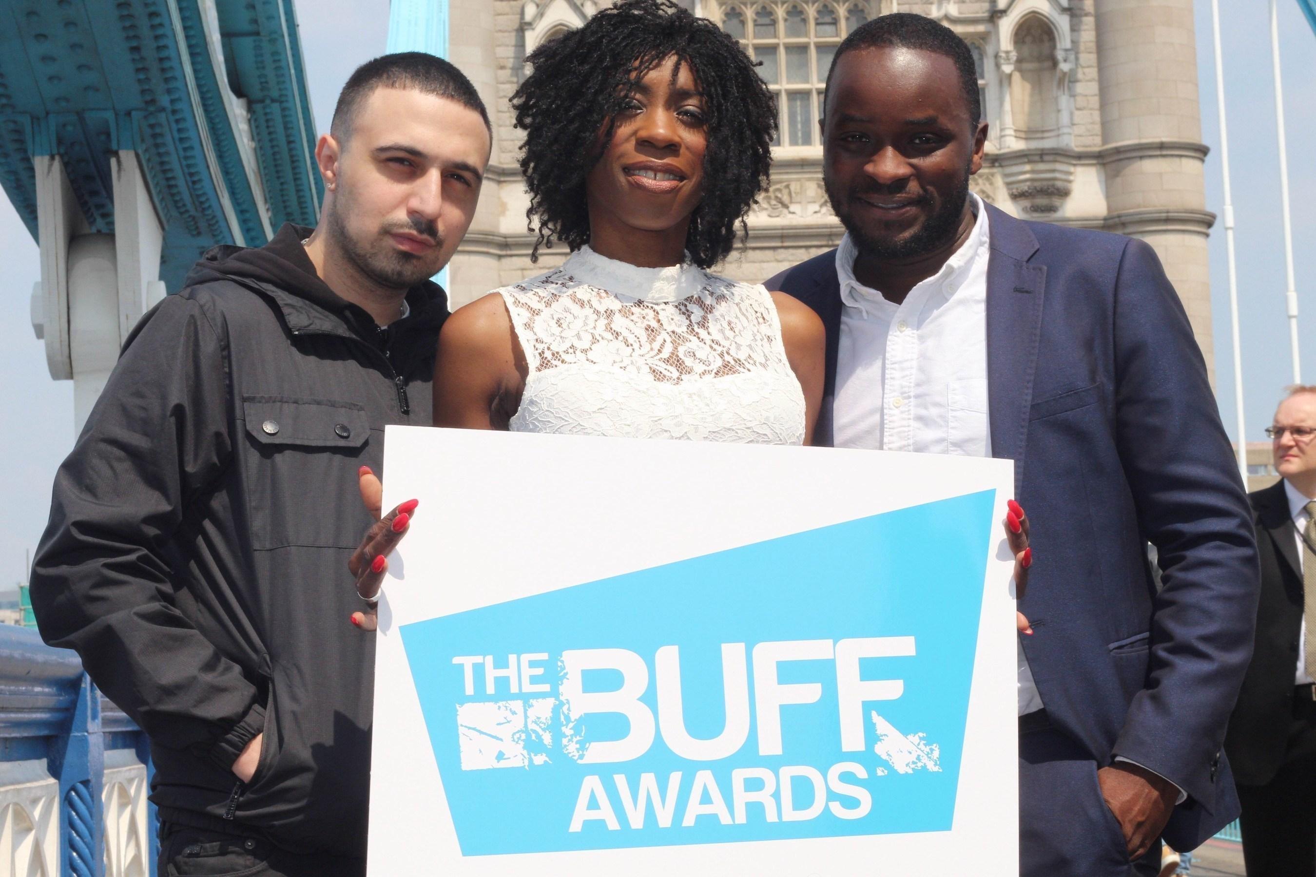 BBC Films on board for The BUFF Awards 2016 (PRNewsFoto/British Urban Film Festival)
