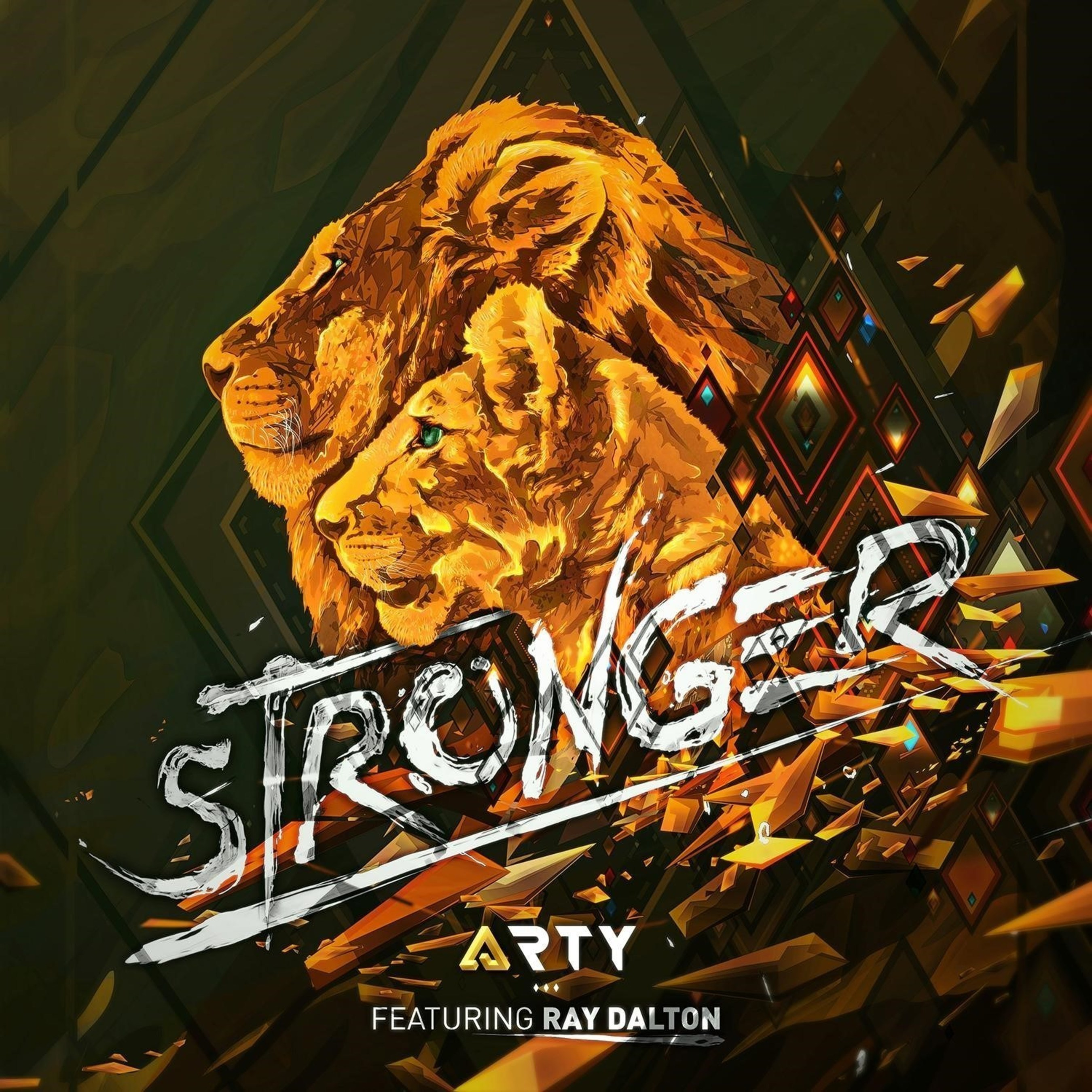 ARTY's 'Stronger (feat. Ray Dalton)' out now on Insomniac Records/Interscope Records