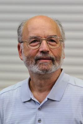 Adi Shamir, Black Hat Europe 2014 Keynote Presenter, Borman Professor of Applied Mathematics at the Weizmann Institute of Science (Image courtesy of Erik Tews). (PRNewsFoto/UBM Tech)