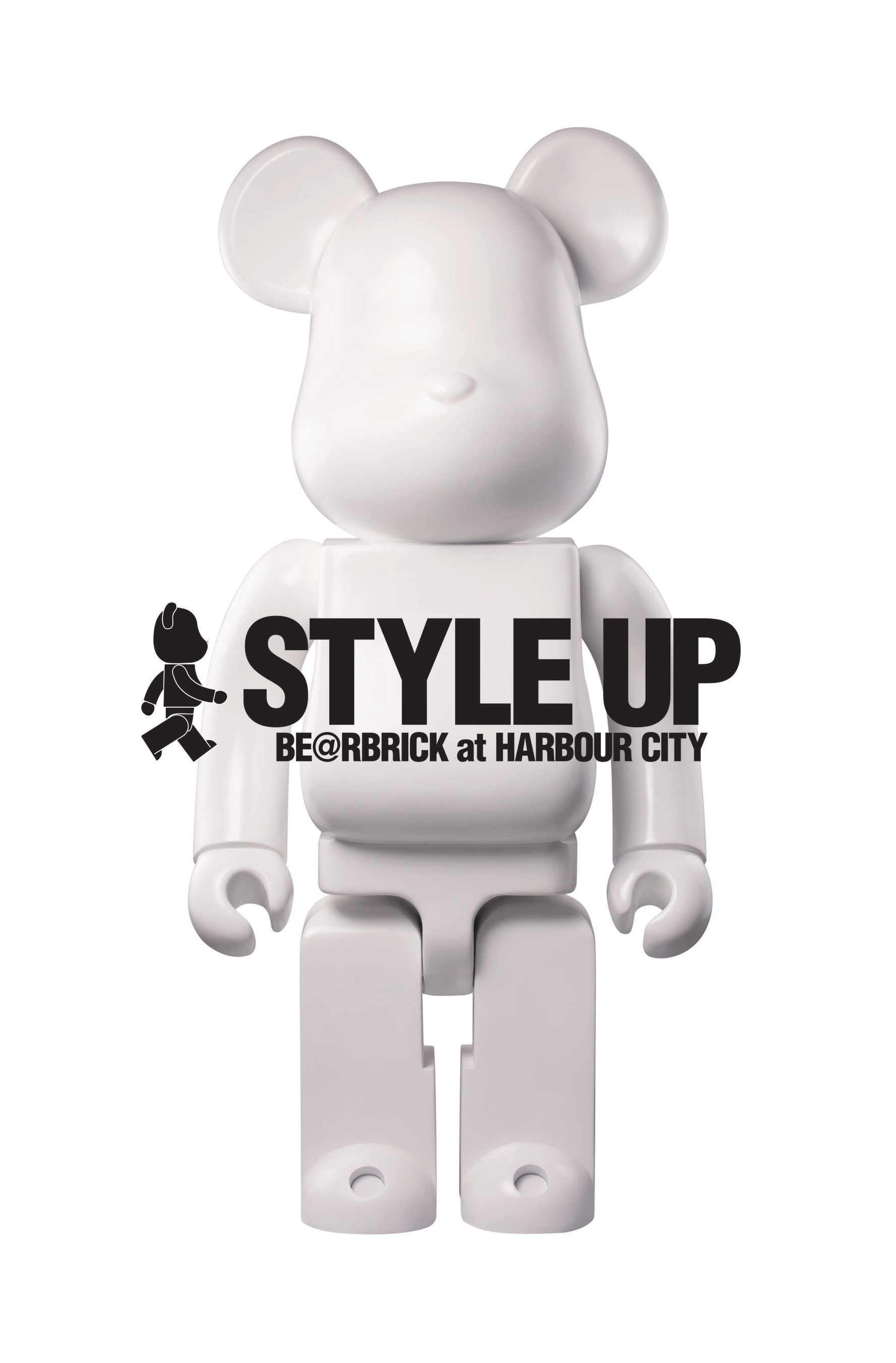 """8c2c12f1 """"Style Up BE@RBRICK at Harbour City"""" - Hong Kong's Largest-Ever """" ..."""