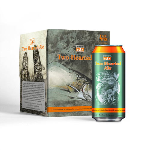 Bell's Brewery fans are taking Two Hearted Ale with them in cans from Ball Corporation to places they couldn't before. (PRNewsFoto/Ball Corporation)