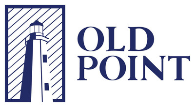 """Old Point Financial Corporation (""""OPOF"""" - Nasdaq) is the parent company of The Old Point National Bank of Phoebus, a locally owned and managed community bank serving all of Hampton Roads and Old Point Trust & Financial Services, N.A., a Hampton Roads wealth management services provider. www.oldpoint.com (PRNewsFoto/Old Point Financial Corporation)"""