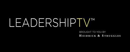 Heidrick & Struggles Launches LeadershipTV(TM) (PRNewsFoto/Heidrick & Struggles)