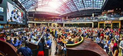 The Cordish Companies, the St. Louis Cardinals and Ballpark Village announced a fifteen-year extension of its partnership with FOX Sports Midwest. FOX Sports Midwest is the naming sponsor of FOX Sports Midwest Live!, the epicenter of the hugely successful Ballpark Village.