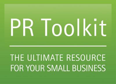 PR Newswire's PR Toolkit logo.