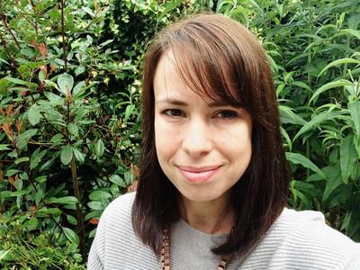 Heleen van Buul, winner of Spoonflower's latest Design Challenge with partner StoryPatches.