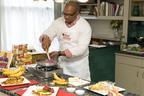 Food Network's Aaron McCargo, Jr., Heats Up the Breakfast Table