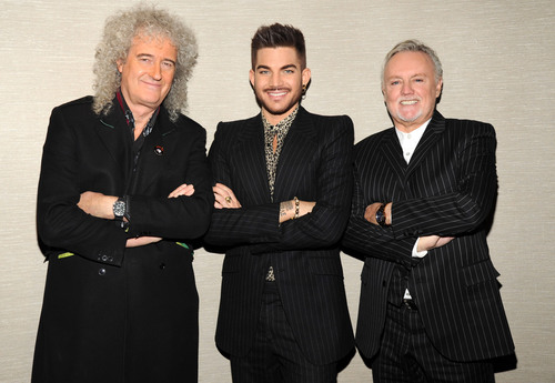 QUEEN AND ADAM LAMBERT ANNOUNCE ADDITIONAL DATES.  (PRNewsFoto/Live Nation Entertainment)