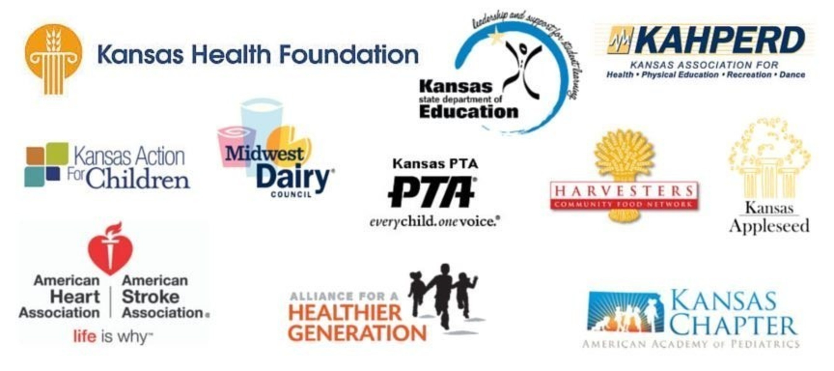 Several Kansas organizations are raising awareness about the public's support of important nutrition standards in schools.