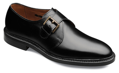 Norwich in black calf leather