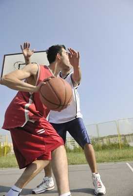 Basketball is one of the sports in which eye injuries most commonly occur,  with an estimated 6,000 basketball-related eye injuries happening each year.