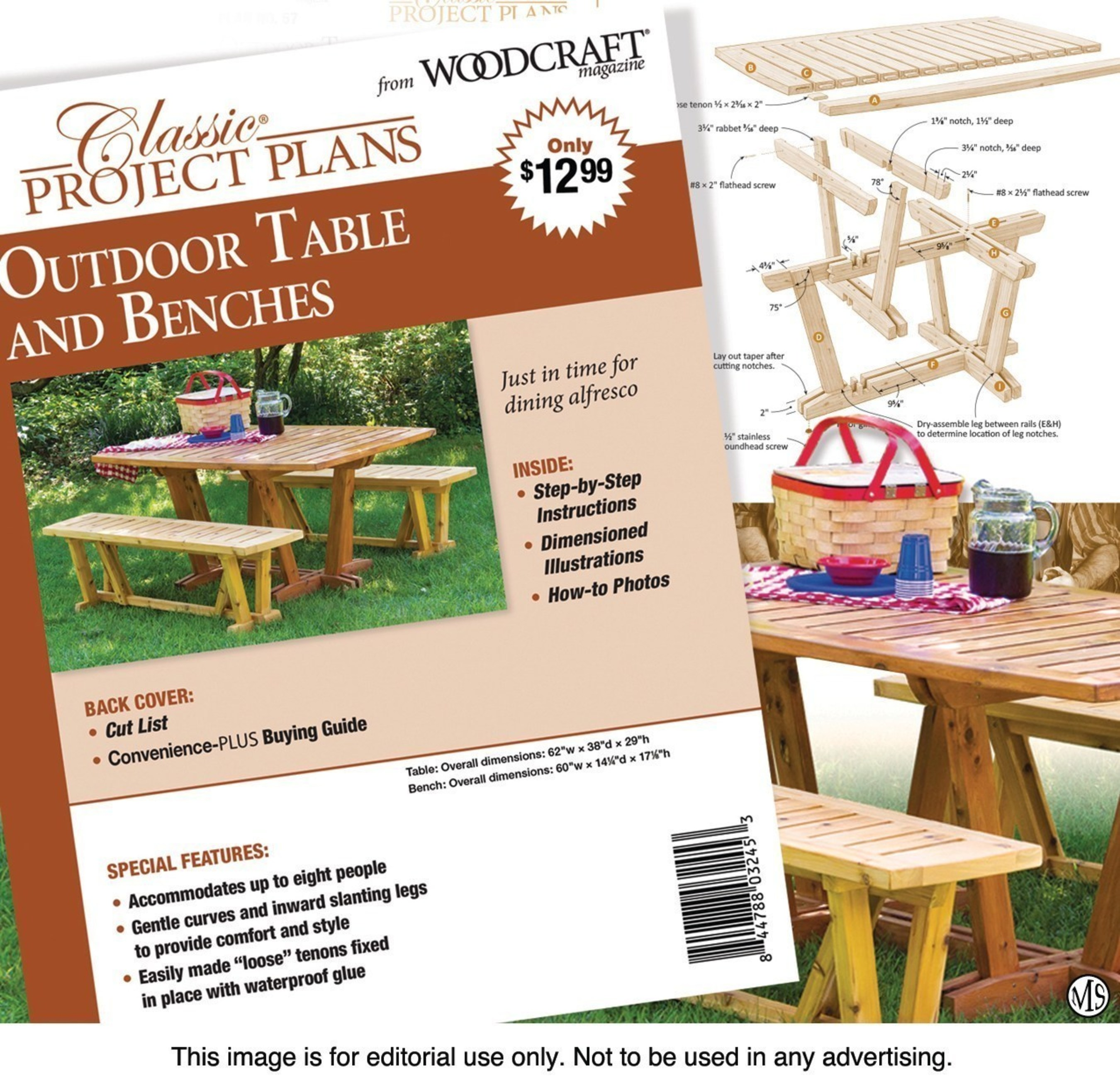 Move into the Outdoors with Wood Furniture