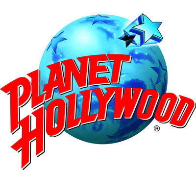 Planet Hollywood Logo.  (PRNewsFoto/Lionsgate)