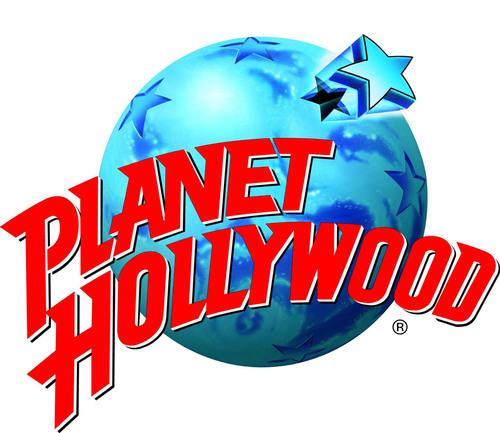 Planet Hollywood Logo.  (PRNewsFoto/Lionsgate)