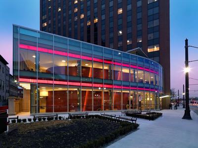 Rutgers MBA is the #1 Public MBA Program in New York metropolitan area according to U.S. News & World Report, 2013.  (PRNewsFoto/Rutgers Business School)