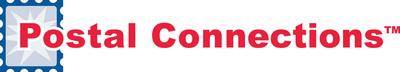 Postal Connections of America Logo.  (PRNewsFoto/Postal Connections of America)