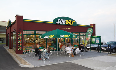 SUBWAY(R) Restaurant Chain To Add 3,000 Locations Worldwide In 2014 (PRNewsFoto/SUBWAY Restaurants)