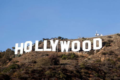 Tinseltown's biggest star, the Hollywood Sign, has been restored to its full beauty once again, thanks to a  ...