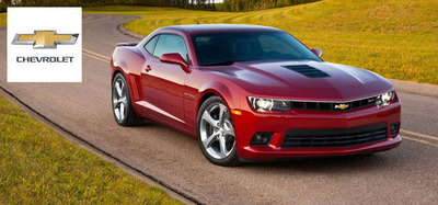 The 2014 Chevy Camaro has arrived at Broadway Automotive in Green Bay WI.  (PRNewsFoto/Broadway Automotive)