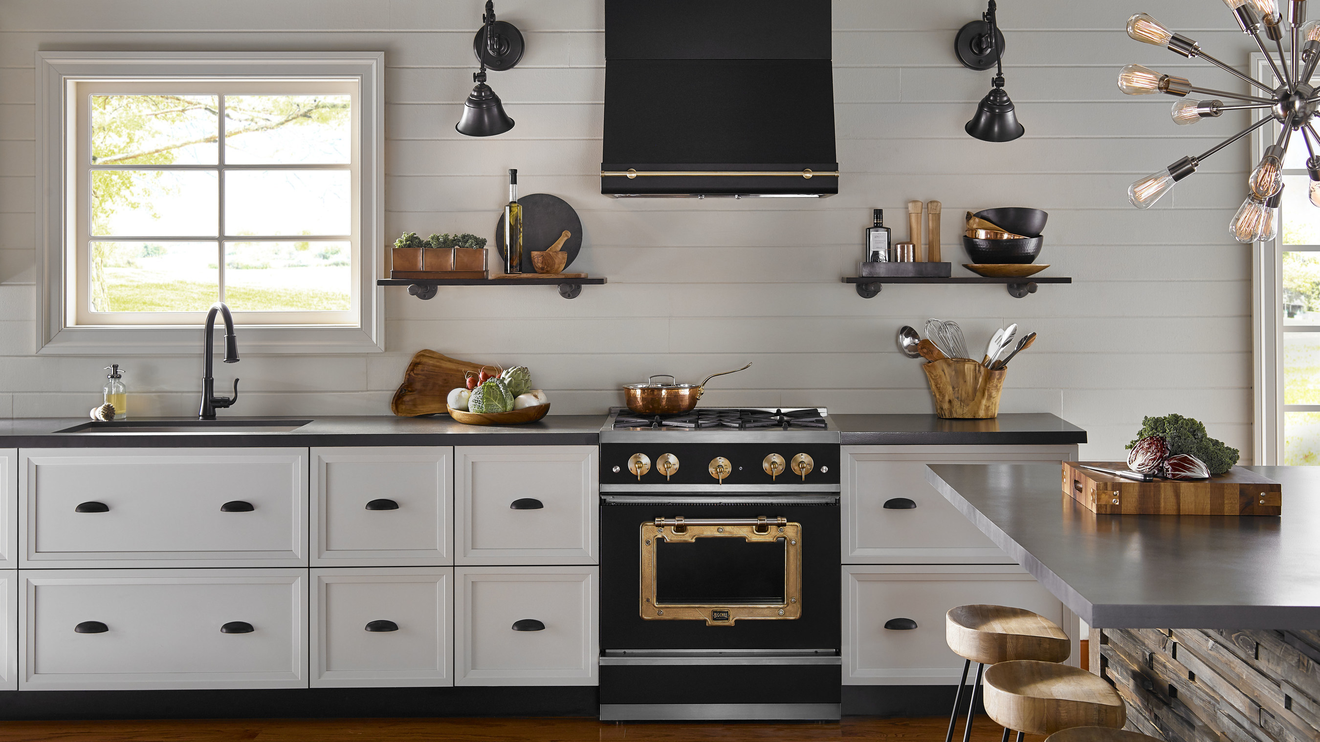 Big Chill Ushers in a New Era of Style to the Kitchen: Introducing the Big Chill Classic, Industrial Style, American by Design