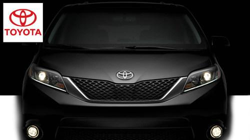 Truro Toyota looks forward to the 2015 Toyota Sienna. (PRNewsFoto/Truro Toyota)