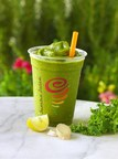 Jamba Juice Helps Consumers Enjoy a Healthy New Year with Expansion of Whole Food Nutrition and Fruit & Veggie Smoothie Lines