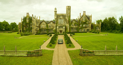 Exterior image of the X-Mansion, located roughly 40 miles outside of New York City