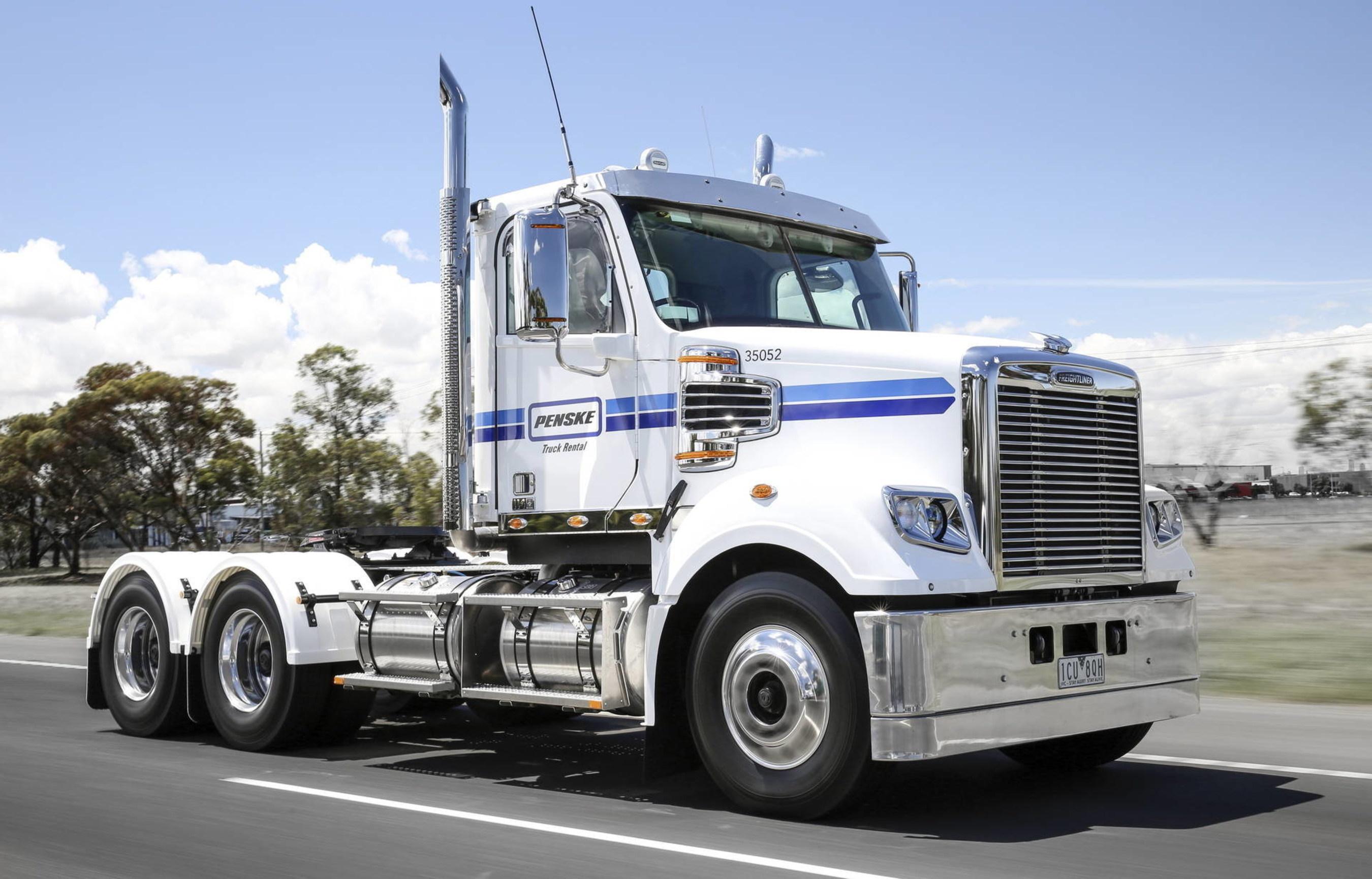 Penske Opens New Truck Rental and Leasing fice in Melbourne Australia