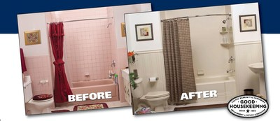 Addario's Plumbing and Heating offers one day bathroom remodels for Woburn and Boston-area residents.
