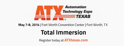 ATX Texas Event at Fort Worth Convention Center. (PRNewsFoto/UBM Canon) (PRNewsFoto/UBM CANON)