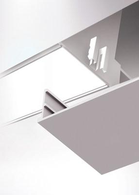 Amerlux reveals Standard Plus/Gruv field-customizable bracket system revolutionizes approach to linear runs