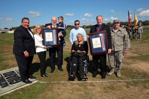 Military Give-Back Program Recognized with Commendation Medal