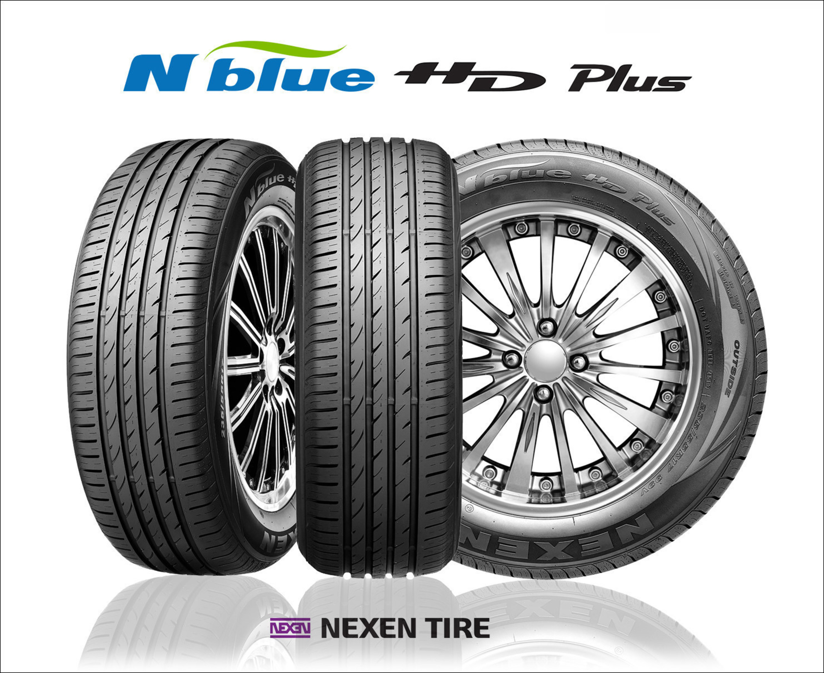 Nexen Tire classée comme « Hautement recommandable » par le test d'Auto Bild