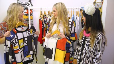 "Hosts Lucy & Lydia explore London for ""Destination: Disney Style"""