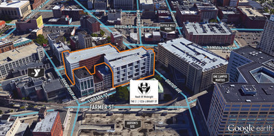 Vault of Midnight is opening its newest location in 'The Z' retail space at 1226 Library Street in downtown Detroit