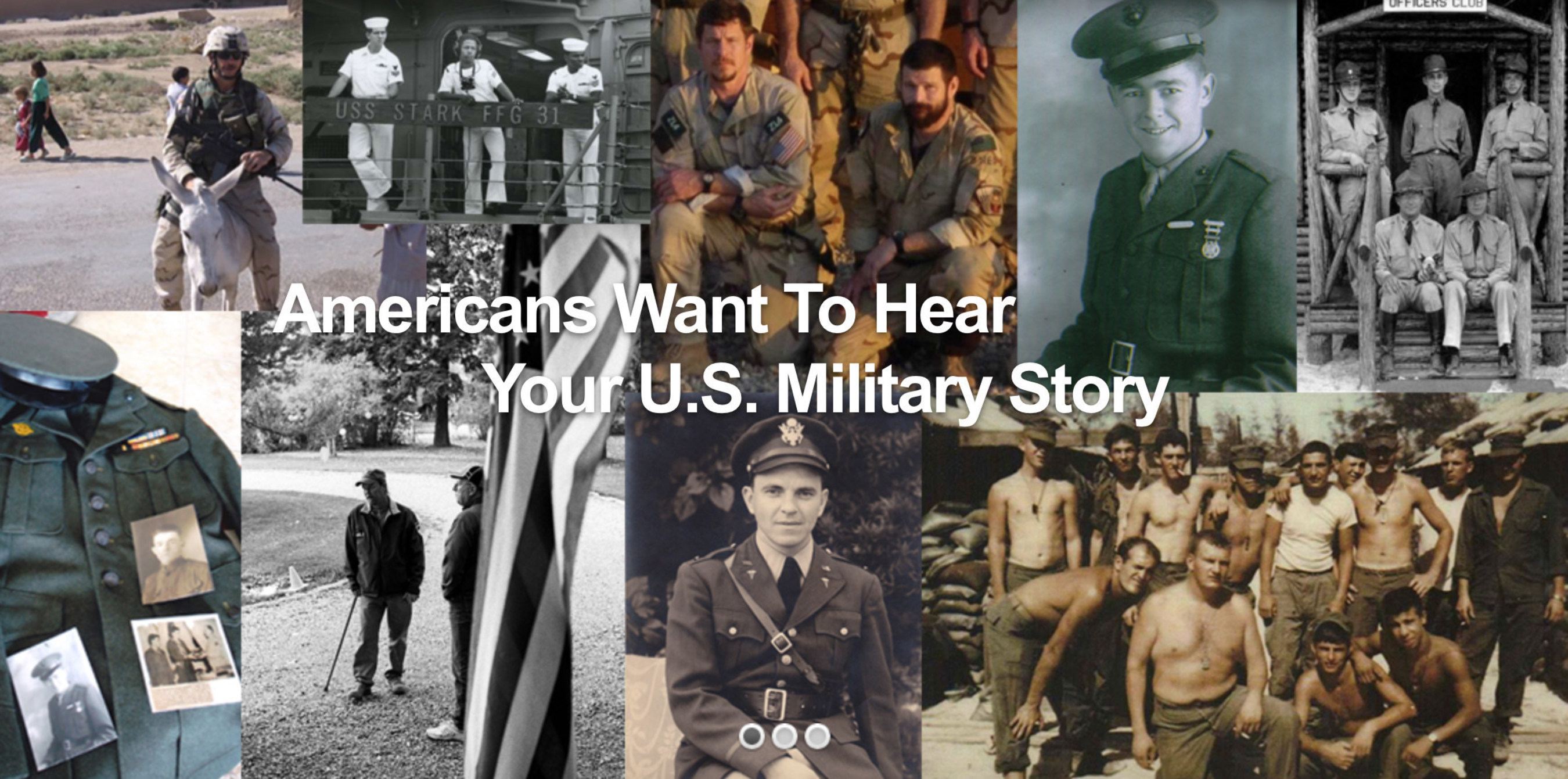 The R4 Alliance Patriots' Parade Initiative Provides Complimentary Website Tributes In Support Of Military Families