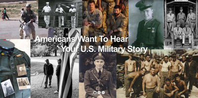Patriots Parade website offers complimentary digital Tributes to honor U.S. Military members coinciding with Veteran's Day 2015