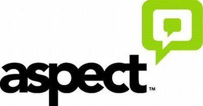 Aspect Software Logo (PRNewsFoto/Aspect Software)