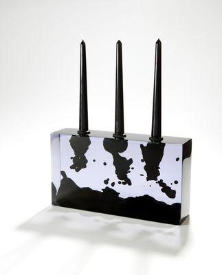 Flux: An Objet 3D printed candelabra